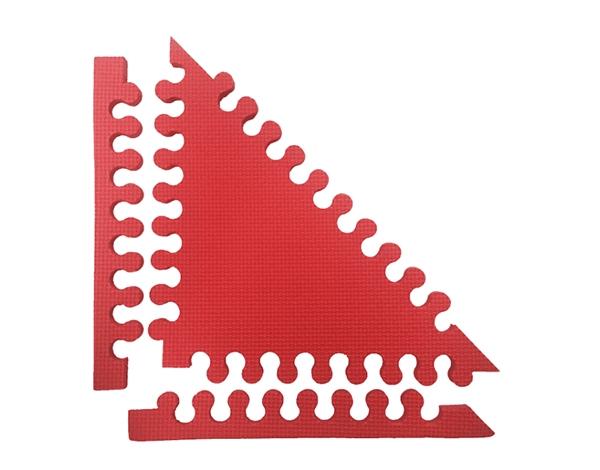 三角形拼图地垫厂家