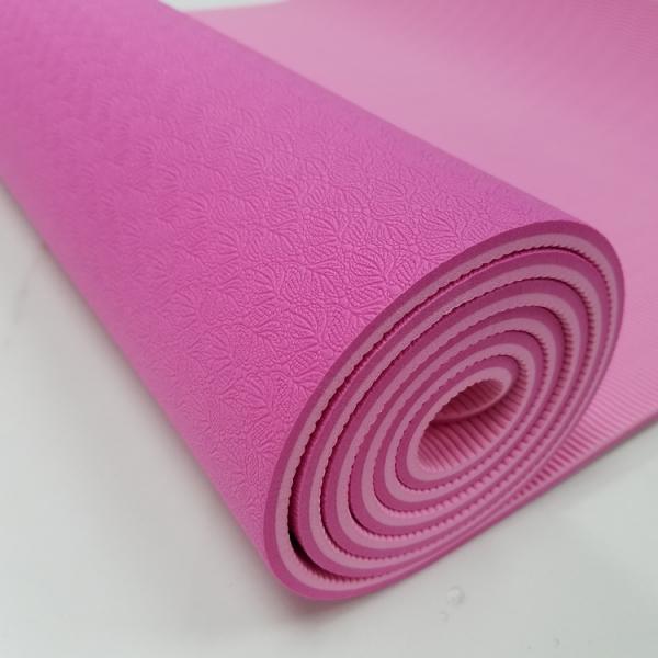 TPE瑜伽垫厂家
