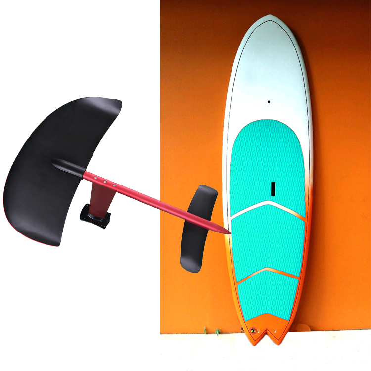 SUP冲浪板水翼