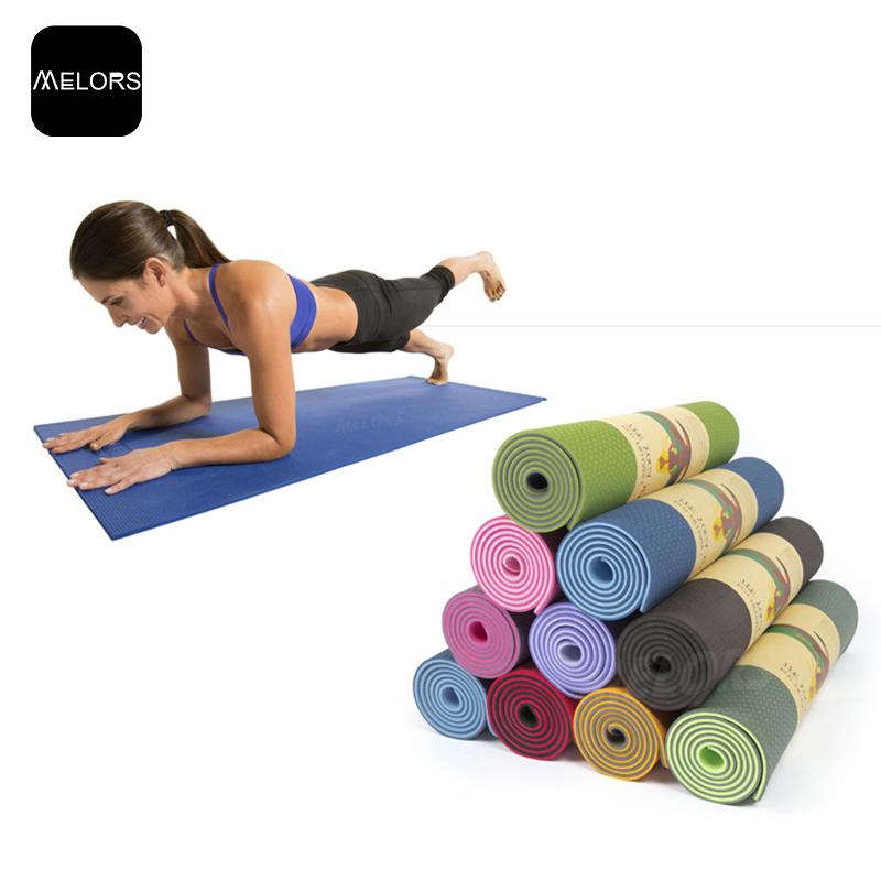 TPE瑜伽垫耐用耐磨