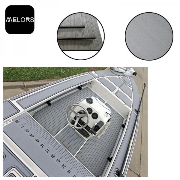 高档游艇房车专用软质地板EVA双色船垫