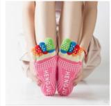 瑜伽防滑袜
