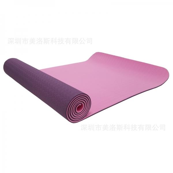 广州单色瑜伽垫价格优惠