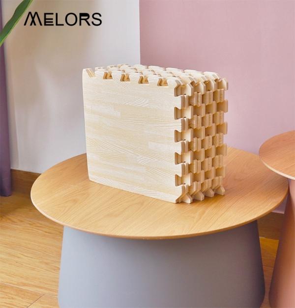 惠州工厂直供儿童拼接卧室客厅仿木纹地垫eva泡沫家用加厚加宽爬行垫