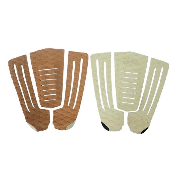惠州冲浪板EVA防滑垫带背胶冲浪配件后跟脚垫加厚环保耐用工厂直销
